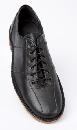 Delicious Junction Watts – Black Bowling Shoes – Mod Shoes