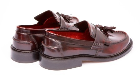 Lanvin Oxford Leather Brogue   Suitored