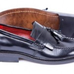 mod shoes delicious junction rudeboy tassel loafers black 01