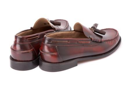 Oxblood Shoes Color images