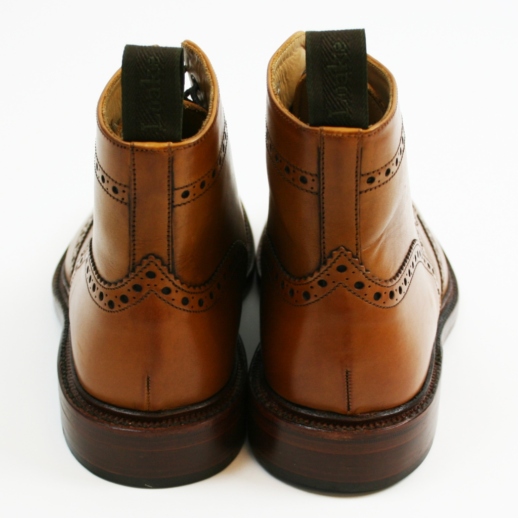 Tan Brogue Boots loake burford 04 – Mod Shoes a4fc4cba5f