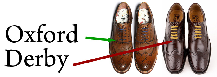 oxblood brogues – Mod Shoes