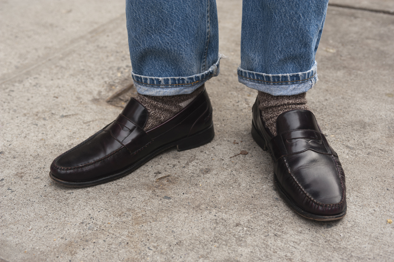 What Colour Loafers With Jeans Mod Shoes