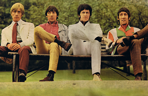 The Who Mod Shoes