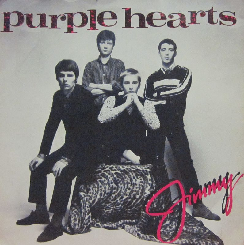 mod shoes the purple hearts jimmy