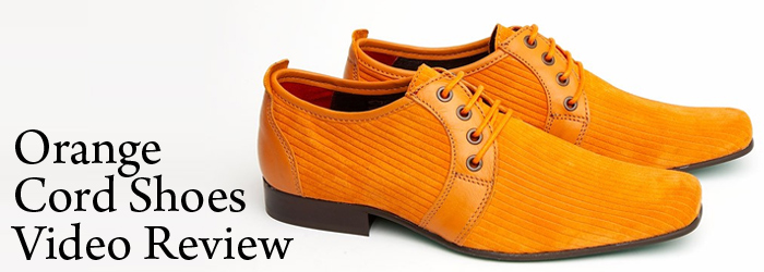 mod-shoes-orange-cord-shoes-video-review