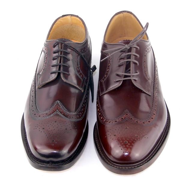 Oxblood Shoe Laces