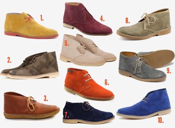 Mens Clumpy Shoes