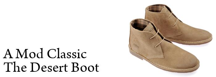 A Mod Classic The Desert Boot – Mod Shoes