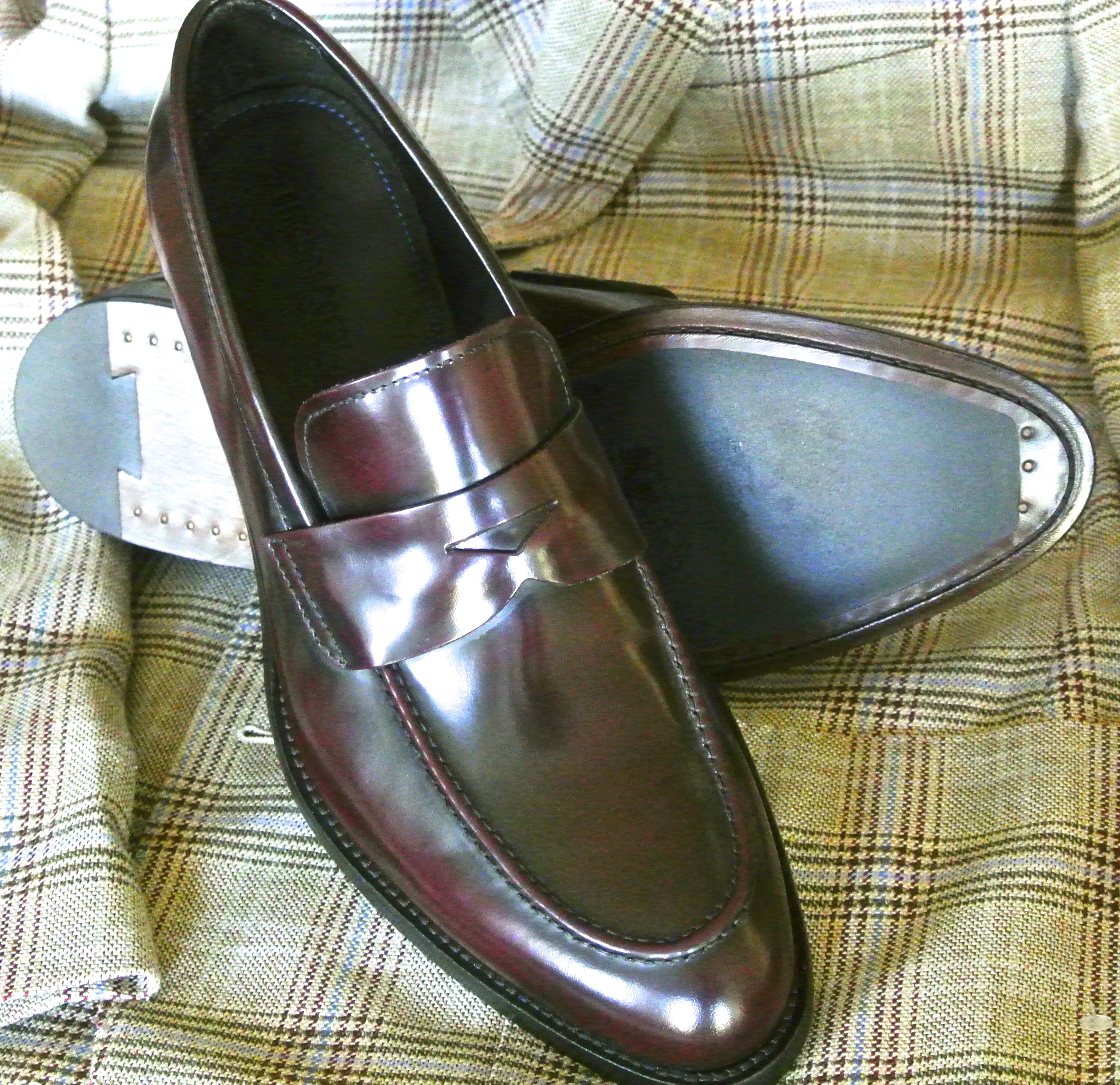 Bergdorf Goodman Dover loafers