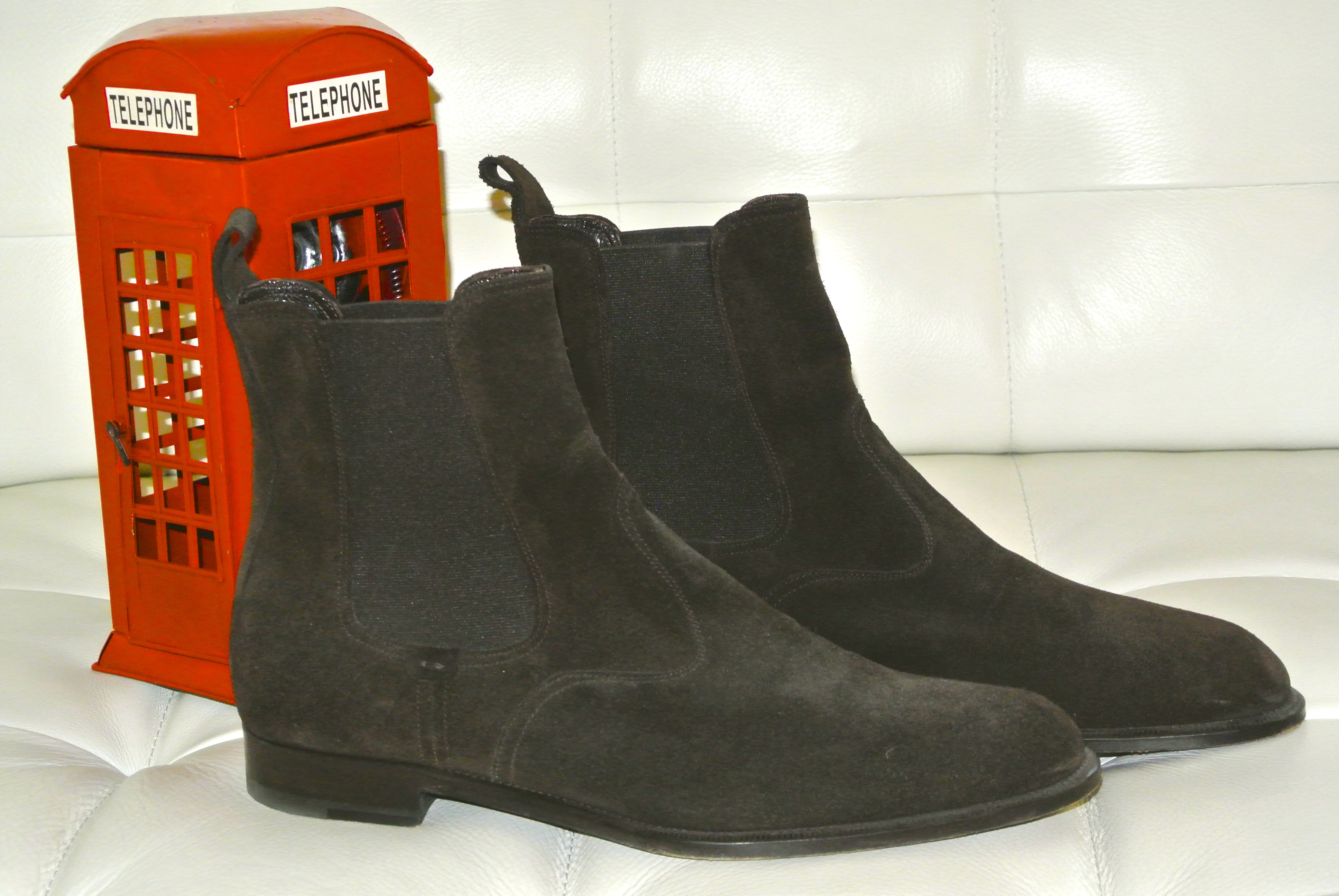 Todds Chelsea Boots