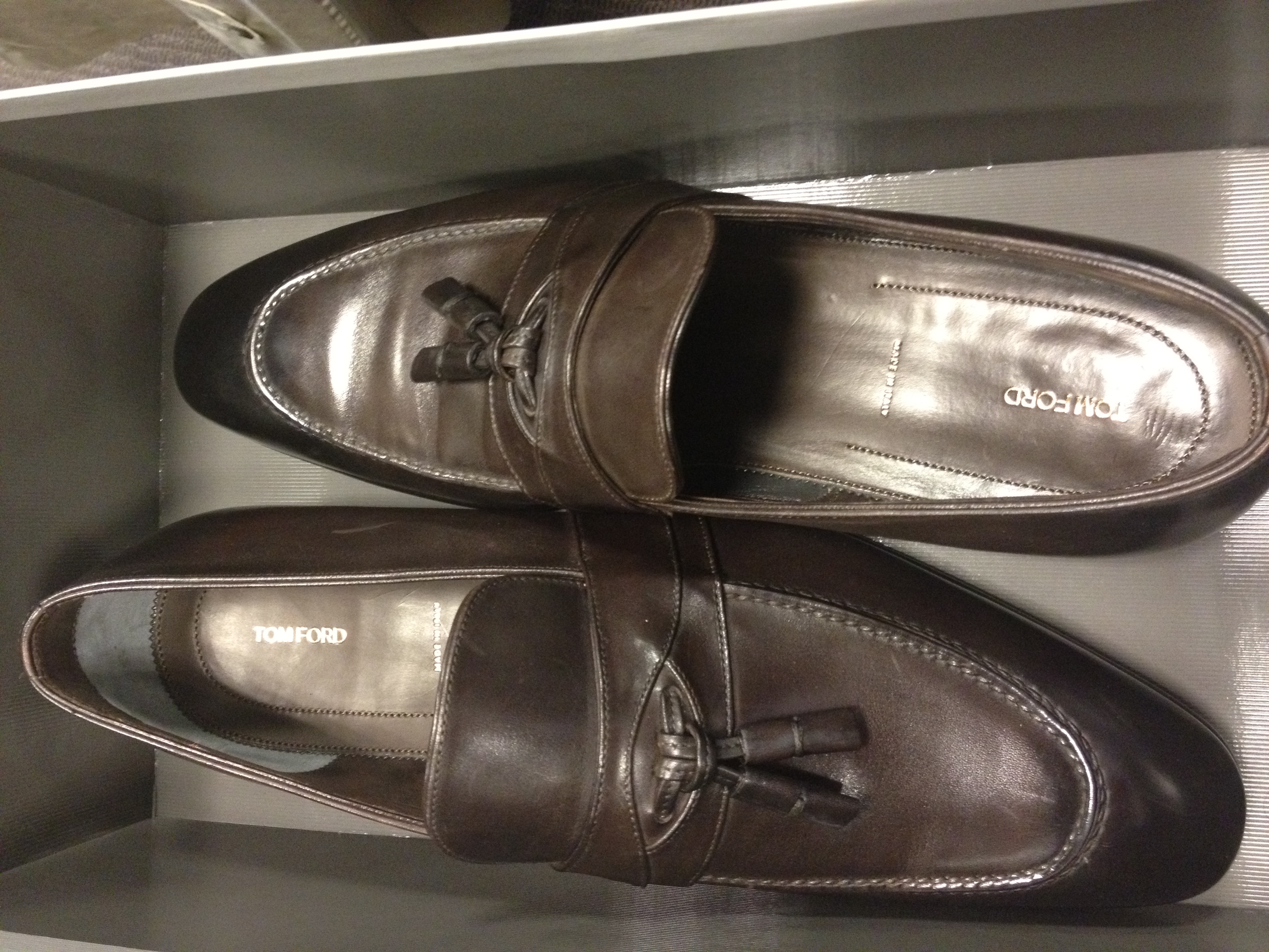 Tom Ford Tassel Loafers