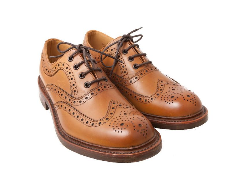 mod shoes loake edward tan 01