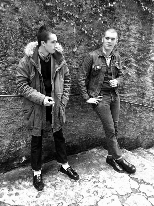 the history of mods skinheads