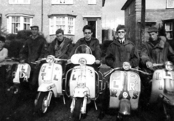 02 mod shoes birmingham mods 1964