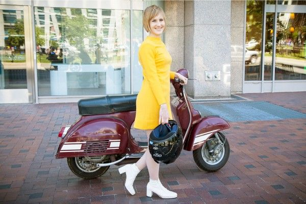 16 mod shoes mod girl with vespa rally 200