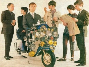 27 mod shoes scootering 1985