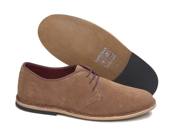 01 mod shoes brown suede otis ginger 03