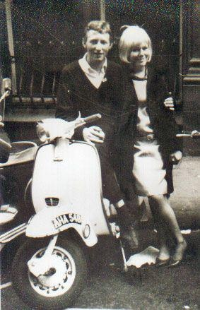 23 mod shoes mod couple in the 60s
