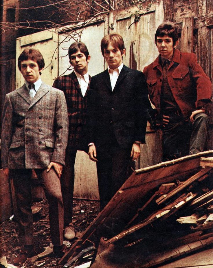 31 mod shoes the small faces looking cool