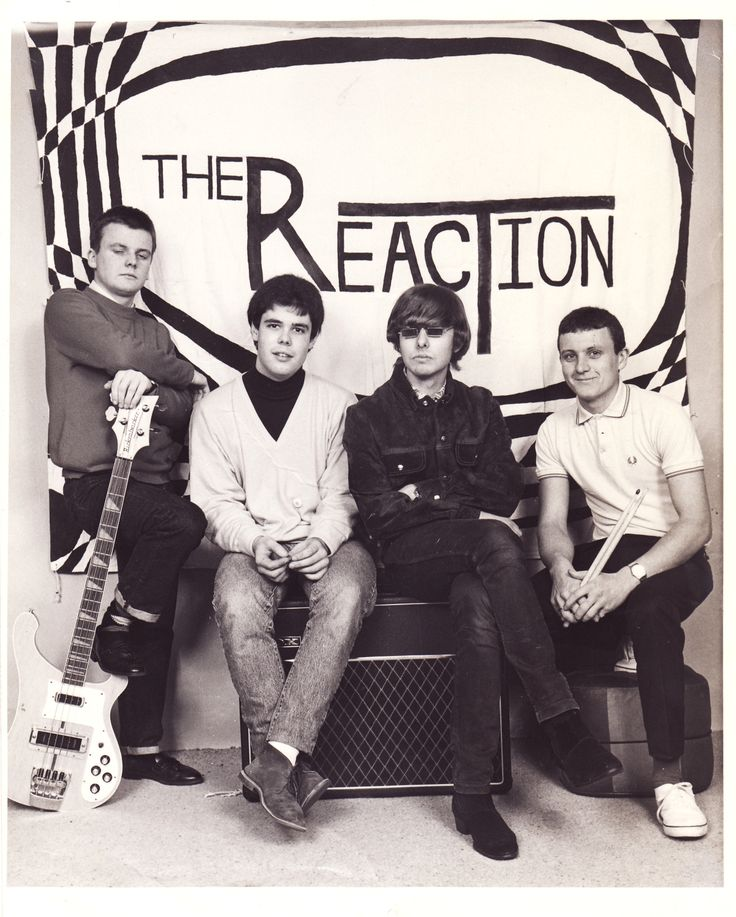 51 mod shoes mod band the reaction