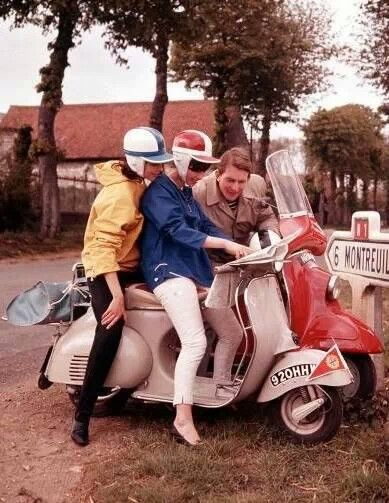 54 mod shoes scooter people sixties