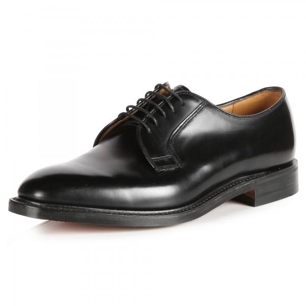 mod shoes Loake 771-Black Polished 02