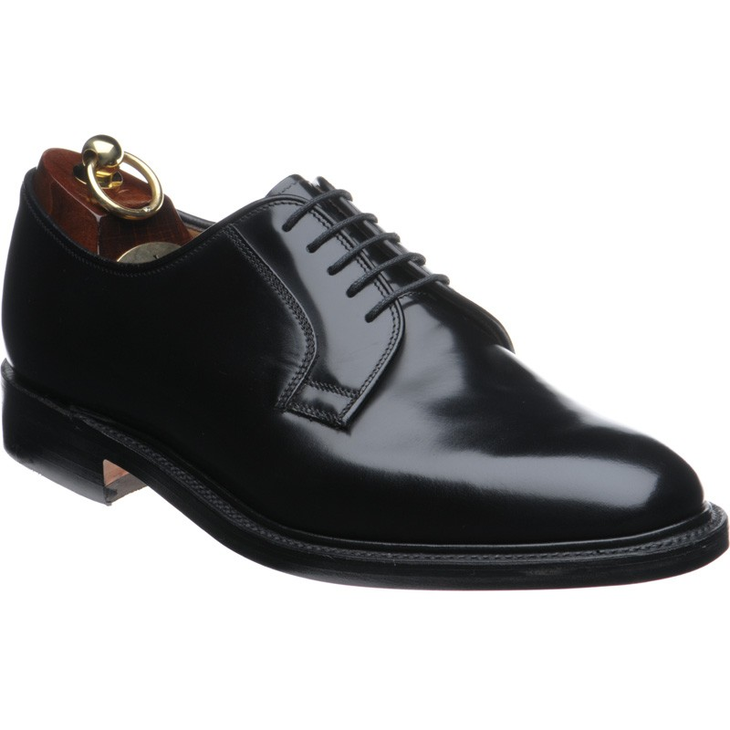 mod shoes Loake 771-Black Polished 03