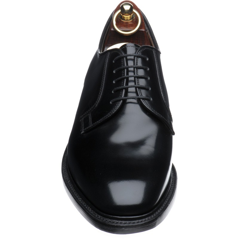 mod shoes Loake 771-Black Polished