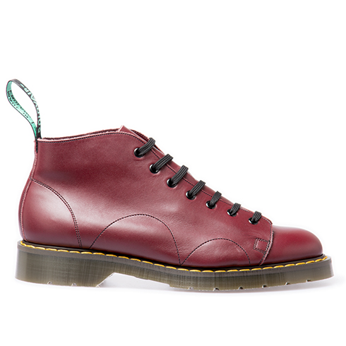 Monkey Boots Mod Shoes