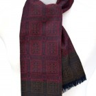 mod-shoes-mod-scarf-deep-red-and-brown