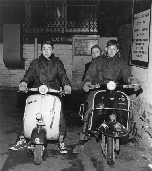 mods in ham yard