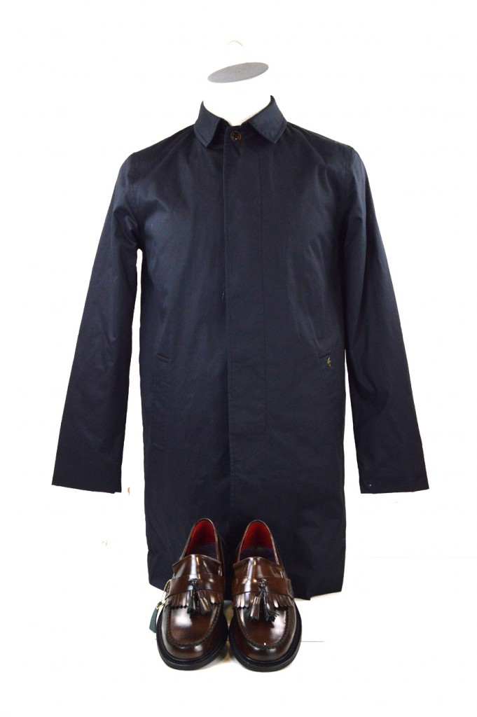 19 mod shoes tassel loafers with coat from gabicci