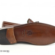 mod shoes brown duke tassel loafer 03