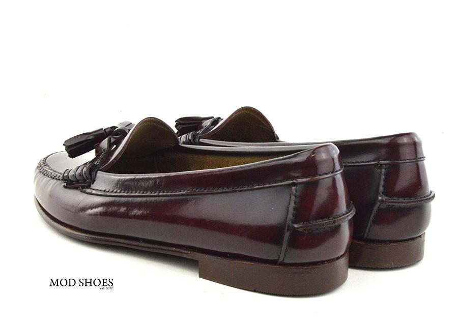 Maroon Shoes Ladies