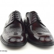mod shoes oxblood burgundy american style wing tip brogue bridger 02