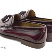 mod shoes oxblood burgundy duke tassel loafer 04