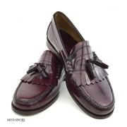 mod shoes oxblood burgundy duke tassel loafer 08