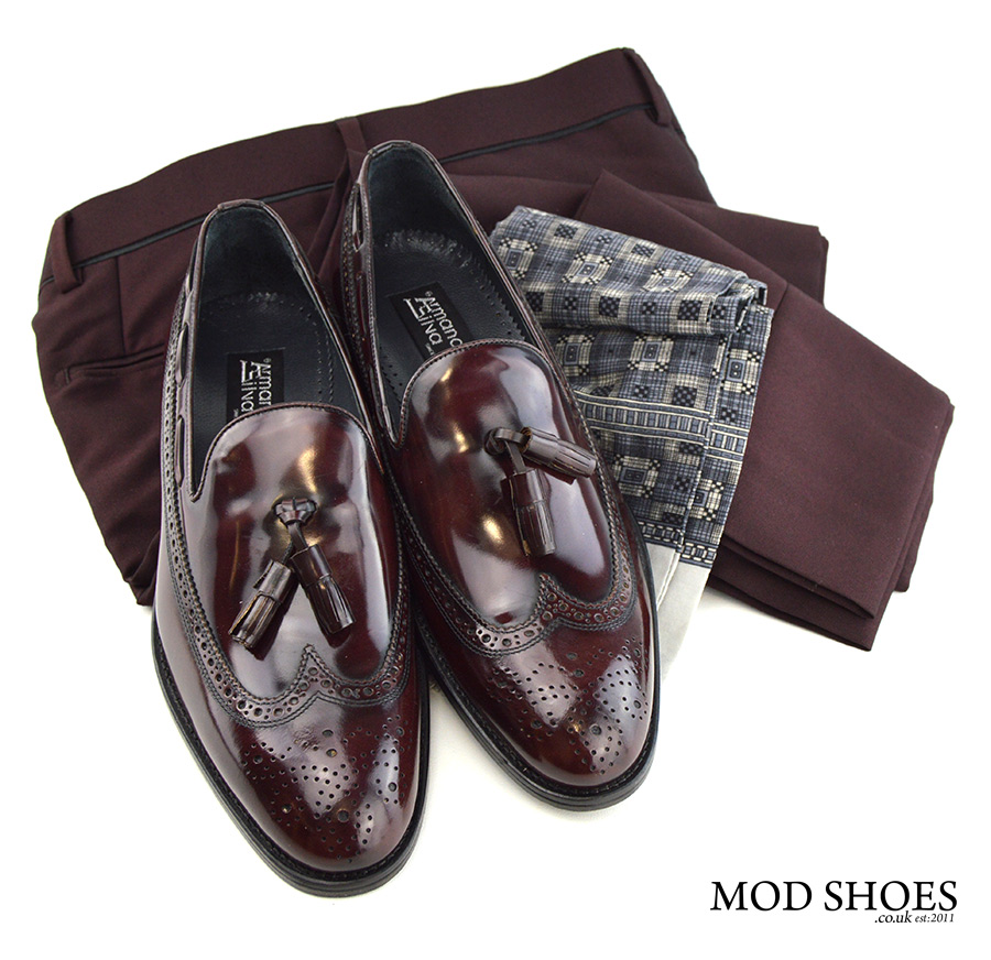 mod-shoes-oxblood-tassel-loafer-brogues-with-burgundy-trousers