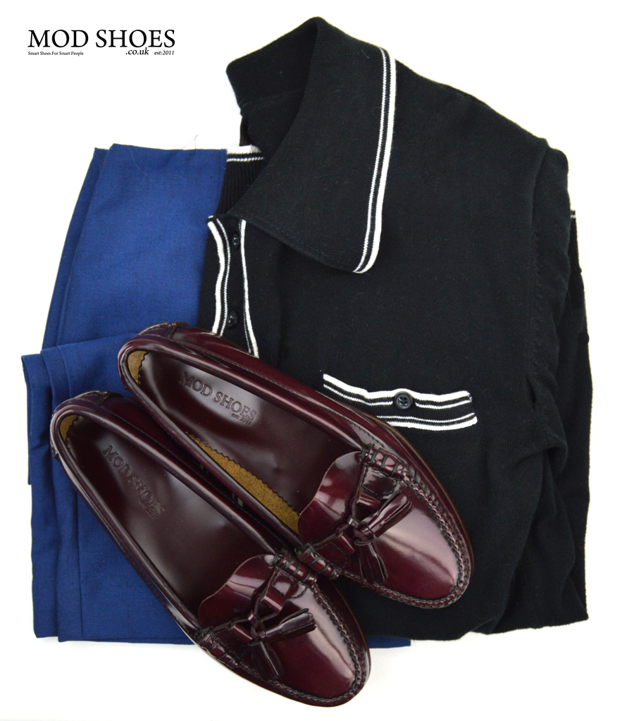 modshoes-ladies-labelles-oxblood-with-blue-skirt-and-retro-top