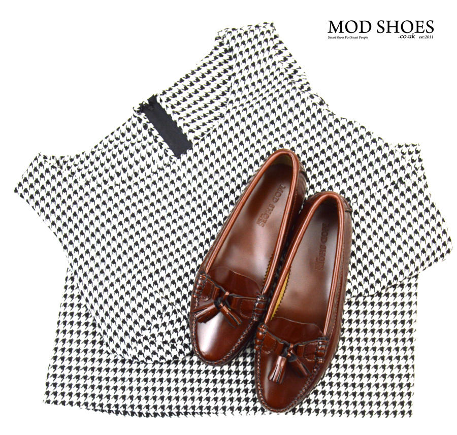 modshoes-ladies-loafers-with-dogtooth-dress