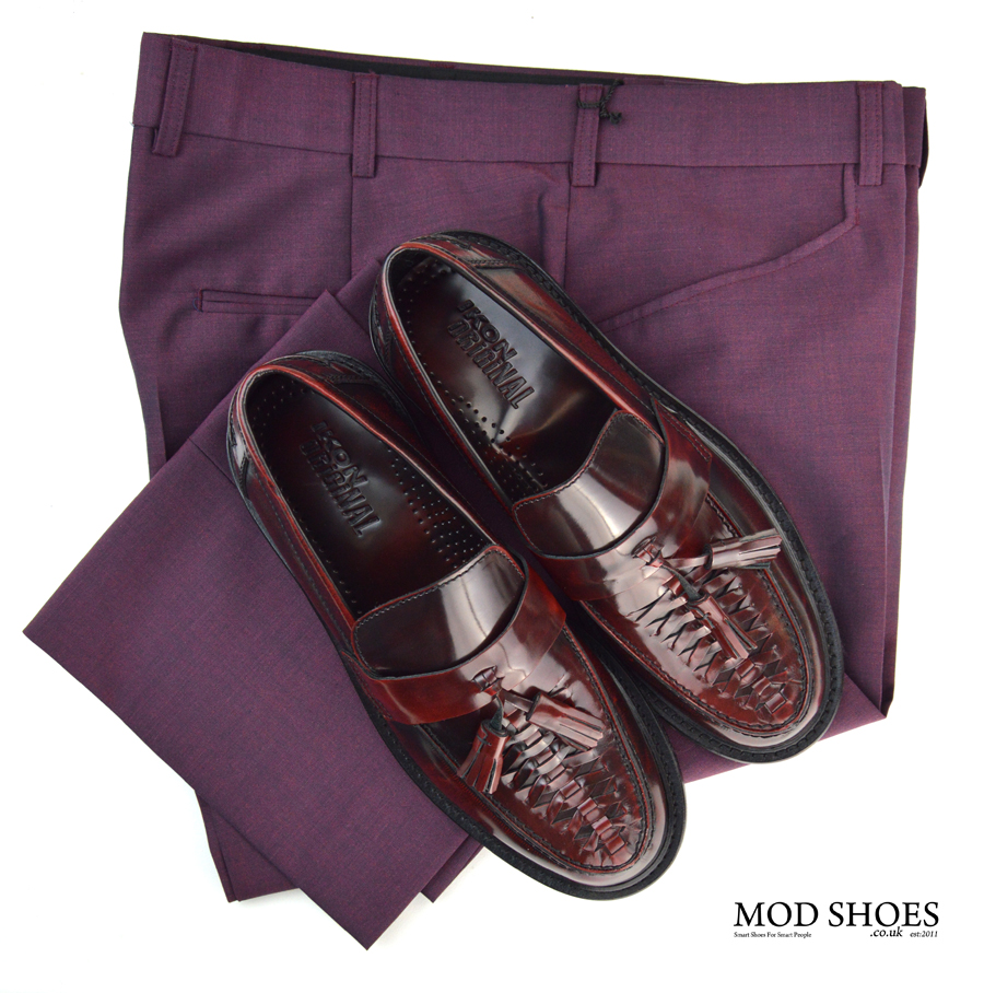 modshoes-oxblood-allnighters-with-two-tone-trousers