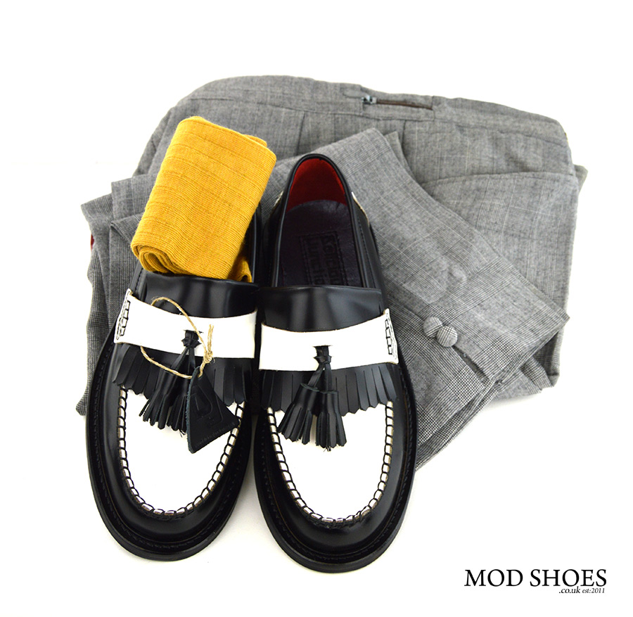 mod-shoes-tassel-loafers-with-prince-of-walers-trousers