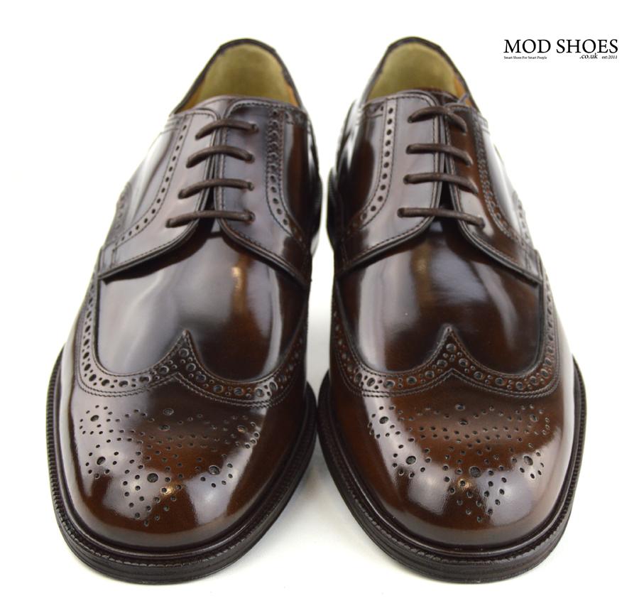 Mahogany Vs Brown Shoe Polish
