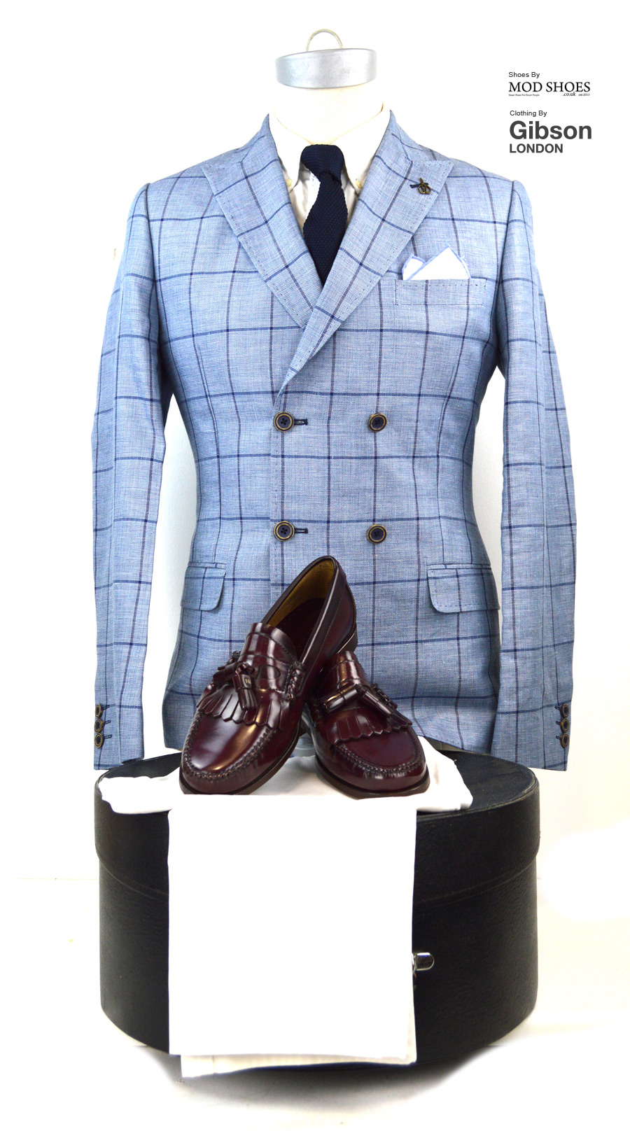 modshoes-oxblood-dukes-with-light-blue-jacket-from-gibson-clothing