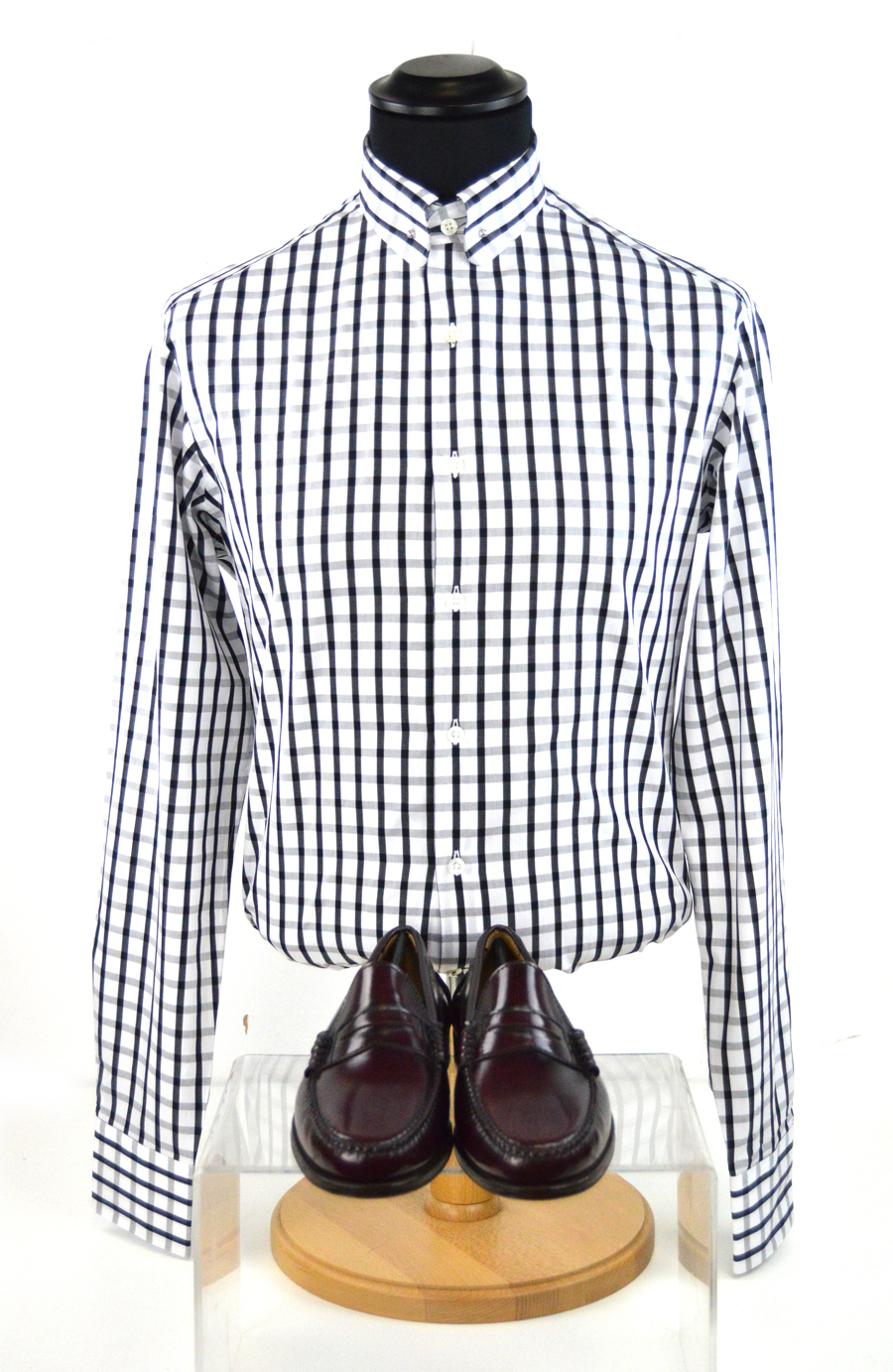 modshoes-oxblood-loafers-with-hawkins-checked-shirt