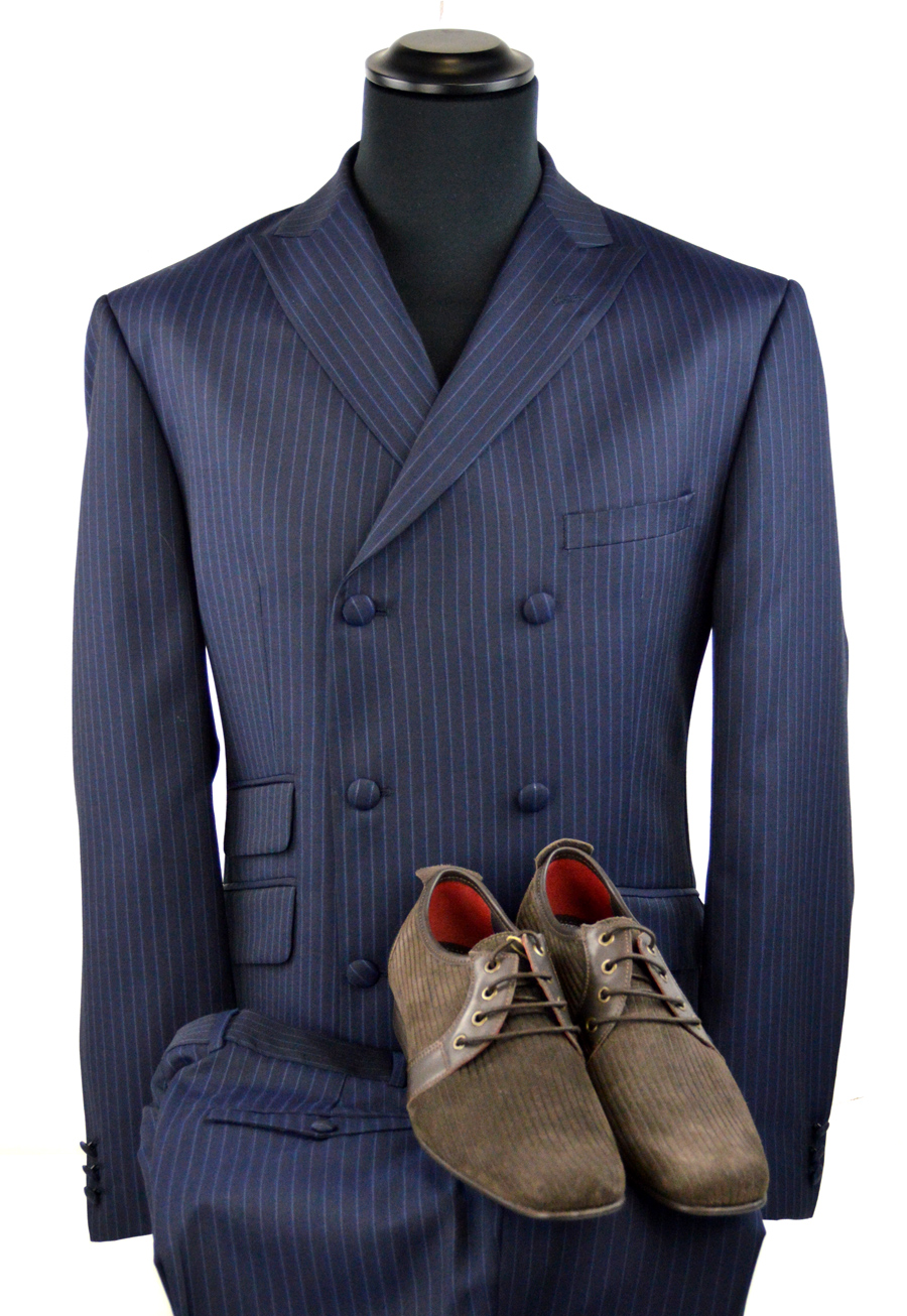 modshoes-suede-corded-shoes-rawlings-with-blue-striped-mod-suit-from-adaptor-clothing-07