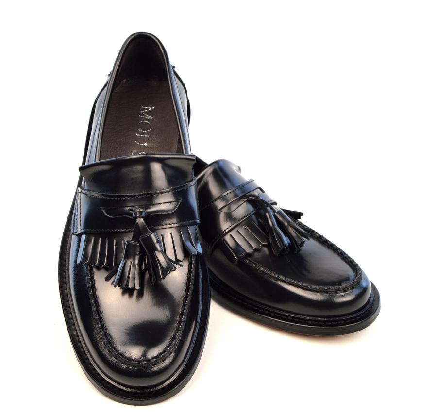 b8bb0177af5 modshoes-The-Prince-black-Tassel-Loafers-SKA-MOD-