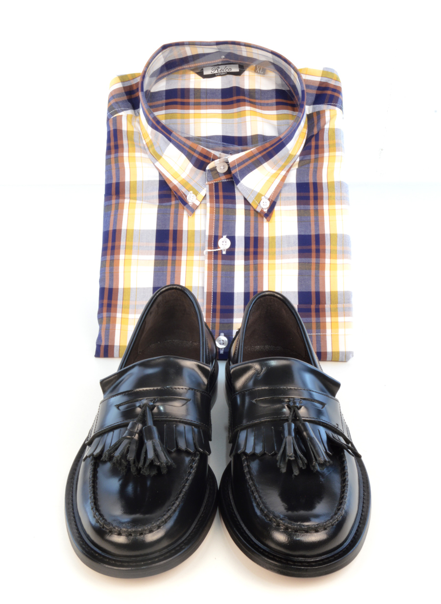 modshoes-black-tassel-the-prince-with-check-hirt