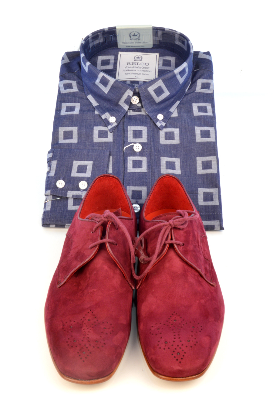 modshoes-blue-shirt-with-jw-wine-coloured-brogue-shoes